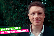 Wahlvideo für Jonas Fricker